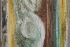 7 Frauen-Akt-Stein 20x50
