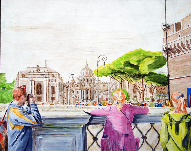 Rom - Vatikanstadt
